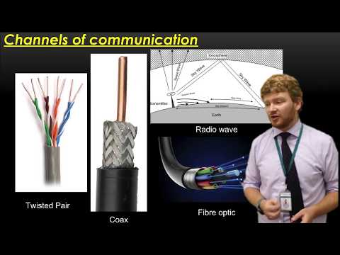 CIE A-Level Physics: Channels Of Communication