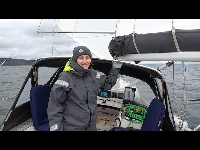 Time To Shake Things Down, We're Back On The Water! - Ep. 153 RAN Sailing