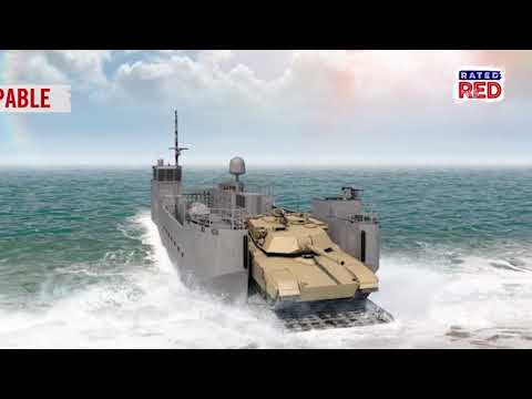 Army Orders 36 Marine Support Vessels for Nearly $1 Billion