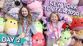 TONS of NEW Toys to See at Toy Fair 2020 | Day 2