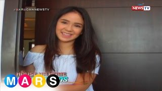 Mars: Mikee Quintos showcases her stylish home