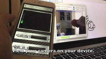 Air Cam Live Video Demo