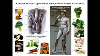 Cancer du Testicule   Signes moins Connus, Remèdes Naturels et Alternatifs