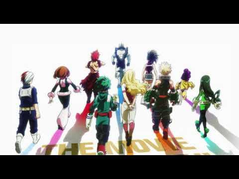 Boku No Hero Academia The Movie Futari No Hero Original