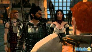 Dragon Age 2 Walkthrough - Male Warrior - First Year in Kirkwall Part 1