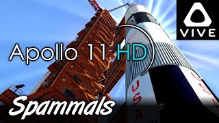 Apollo 11 HD | Part 1 | The Launch Of Apollo 11 (HTC Vive VR)