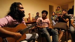 Sihinayaki oba nihada madiyam raa - Acoustic Version