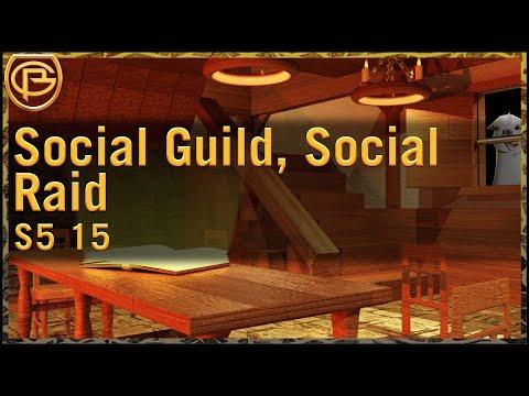 Drama Time - Social Guild, Social Raid