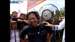 Narji, Juan Rahman, Jenita Janet Bagi Bagi Rezeki - Gentara Salatiga (24/4)