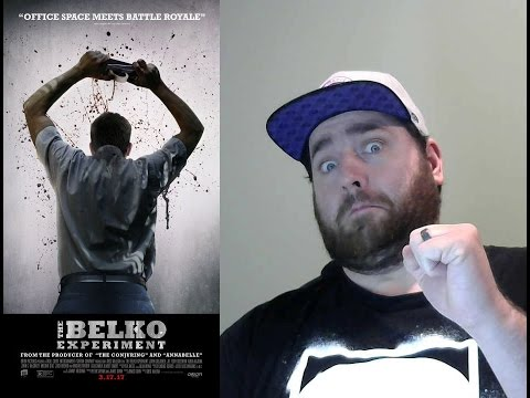 The Belko Experiment (2016) Review