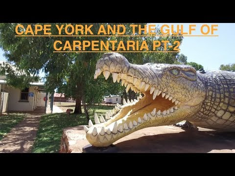 Cape York and the Gulf of Carpentaria- Pt2