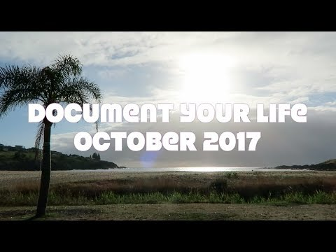 Document Your Life - October 2017