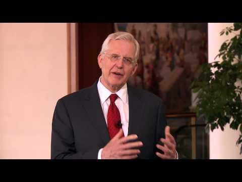 Elder D. Todd Christofferson Explains Church's Announcement