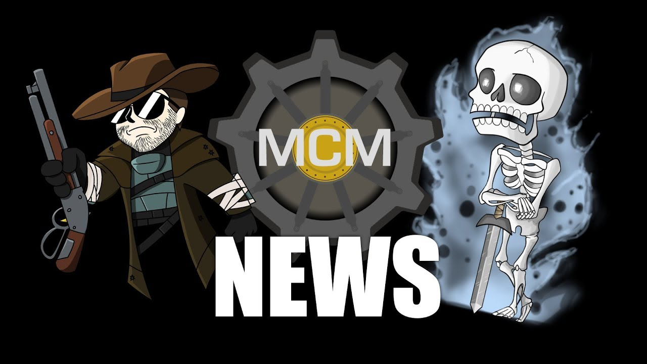Gopher News (13-9-2017) : MCM, SKSE64 and VIDME