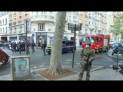 AFP Español: Dos heridos en París en ataque con arma blanca | AFP