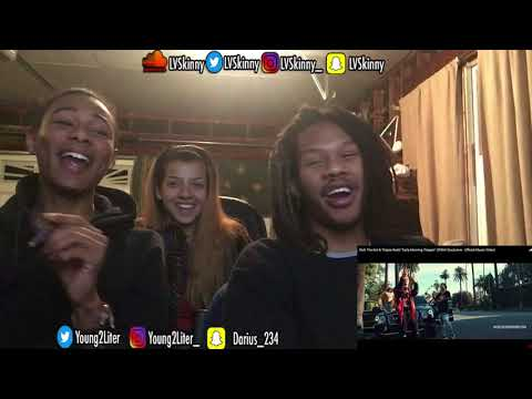 Rich The Kid & Trippie Redd - Early Morning Trappin (Reaction Video)