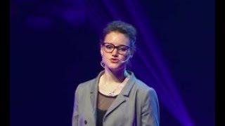 STAR: un giovane sogno per catturare i detriti spaziali | Alessia Gloder | TEDxVicenza