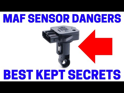 The Dangers Of A Bad Mass Air Flow Sensor On Your Car