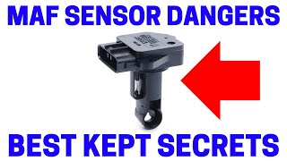 The Dangers Of A Bad Mass Air Flow Sensor On Your Car - P0100 - P0104, P0171, P0174