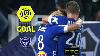 Video Gol Pertandingan SC Bastia vs FC Metz
