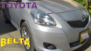 Toyota BELTA Car Review