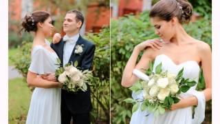 Свадьба в Москве.Евгений и Александра
