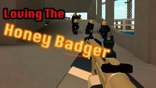 Roblox Phantom Forces - Loving the Honey Badger