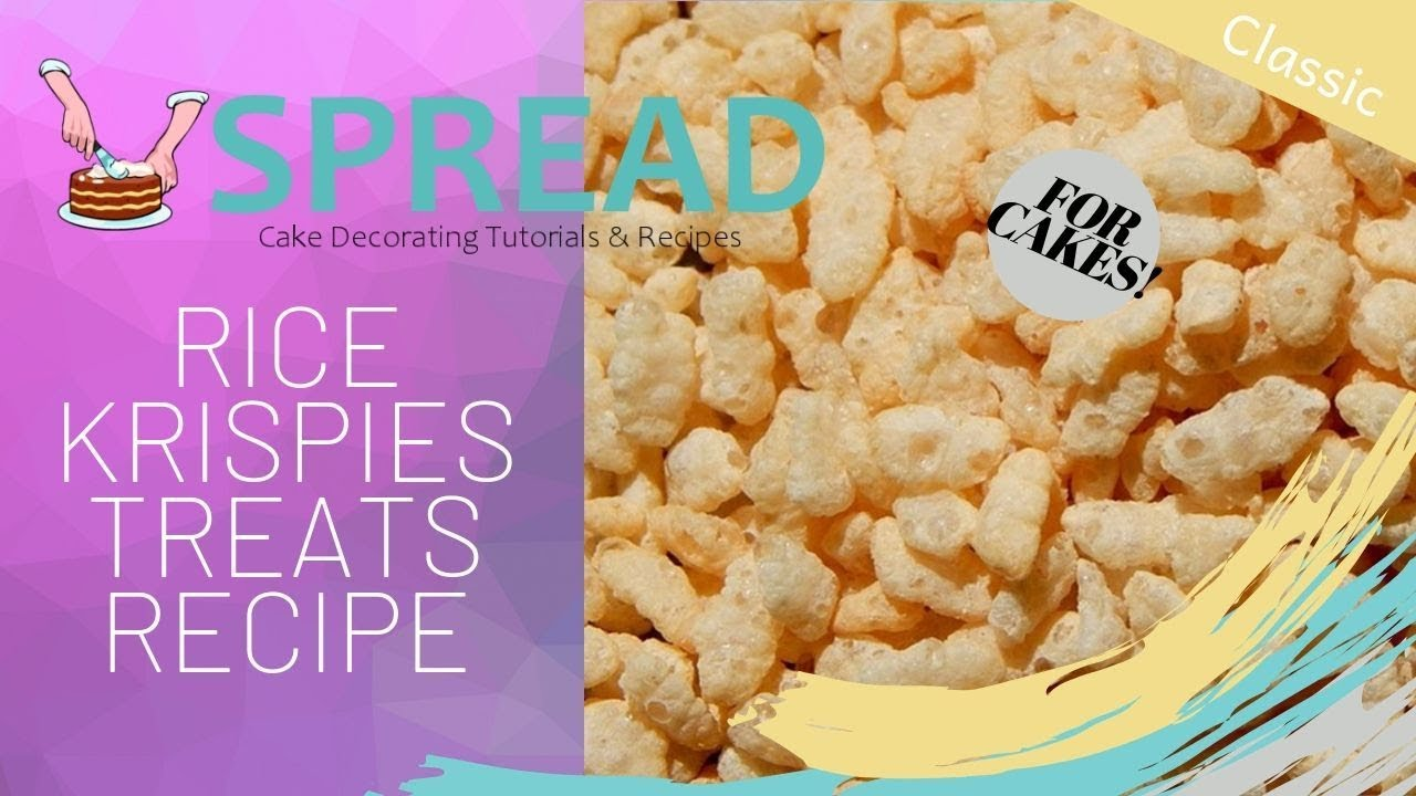 Rice krispies treats tutorial youtube rice krispies treats tutorial ccuart Image collections