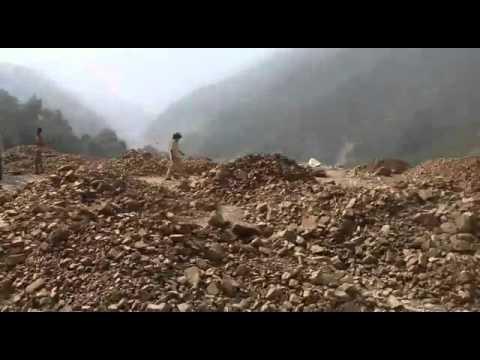 Adventurous journey- banks of yamuna