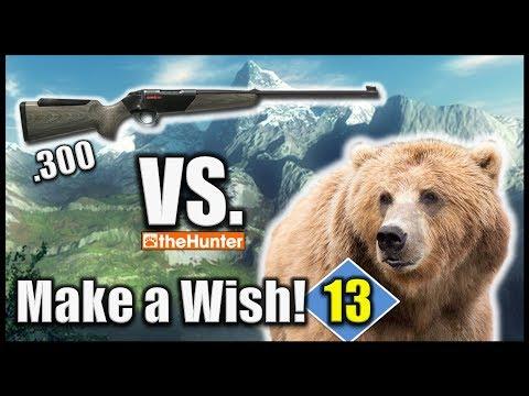 theHunter - .300 Carbon vs. Brown Bear