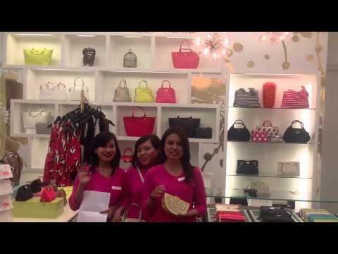 GALERIES LAFAYETTE Jakarta's staff - HAPPY 17an