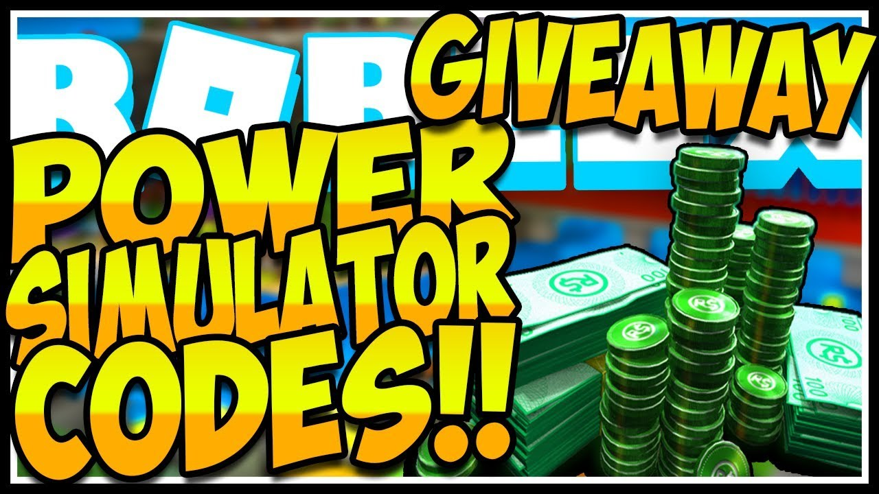 All 12 New Roblox Power Simulator Codes Roblox Power Simulator