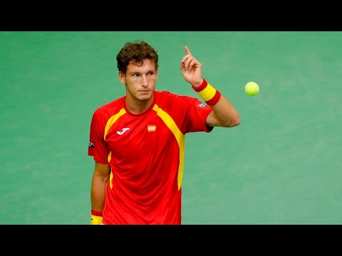 Do you remember the first time with Pablo Carreno Busta