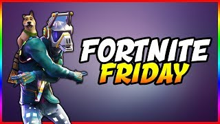 Fortnite Live Stream : Come Join the Jester - PS4 Game Play