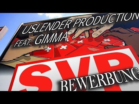 Uslender Production (Baba Uslender, EffE & Ensy) ✔ SVP Bewerbung feat. Gimma [OFFICIAL KEIN VIDEO]