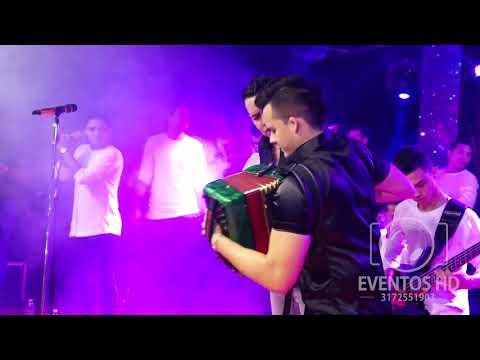 La que no me conoce - Diego Daza en Cocodisk Ocaña Julio 2018