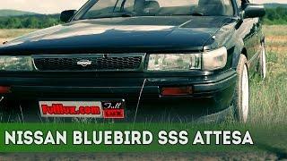 Тест-драйв Nissan Bluebird sss attesa / turbo (SR20DET)
