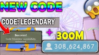 FAME SIMULATOR but WITH a LEGENDARY CODE +300,000,000 Followers (Roblox)