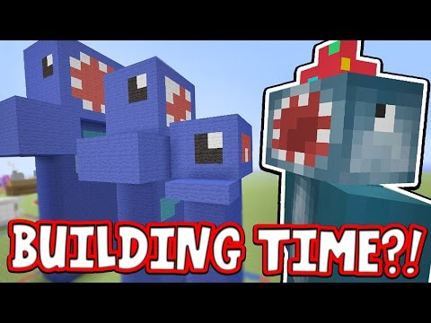 Minecraft Xbox - BUILDING TIME?! - Building Time [#71]