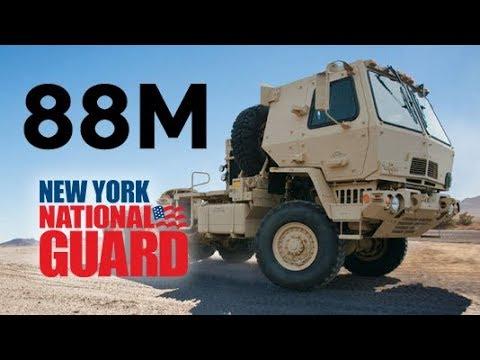 Motor Transport Operator (88M) - New York Army National Guard