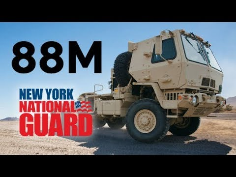 Motor Transport Operator 88m New York Army National Guard Youtube - Us-army-88m