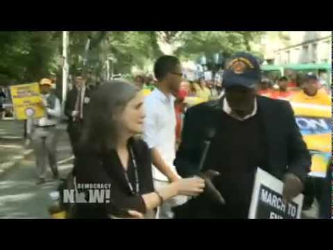Vietnam Veteran John Covington on Being Targeted by NYC Police Stop-and-Frisks