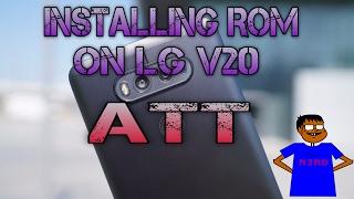 How To Root V20 Att - YT