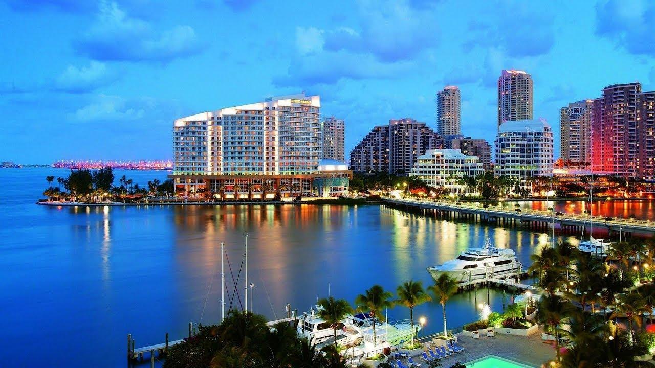 Miami Florida 2019 4K Video - YouTube