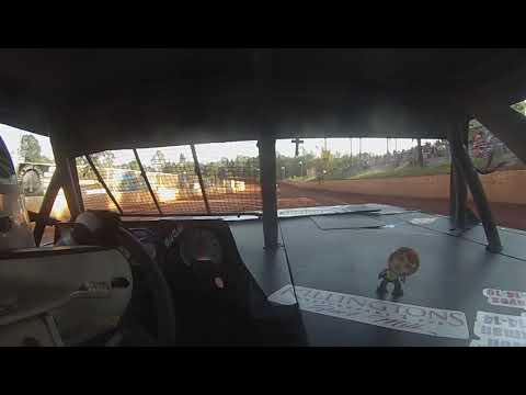 East Lincoln Speedway 9-7-19 Stock 4 Front Cam Hot Laps Alexus Motes