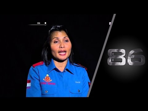 Kompol. Vivick Tjangkung - Razia Narkoba Tempat Hiburan di Kemang, Jakarta Selatan - 86