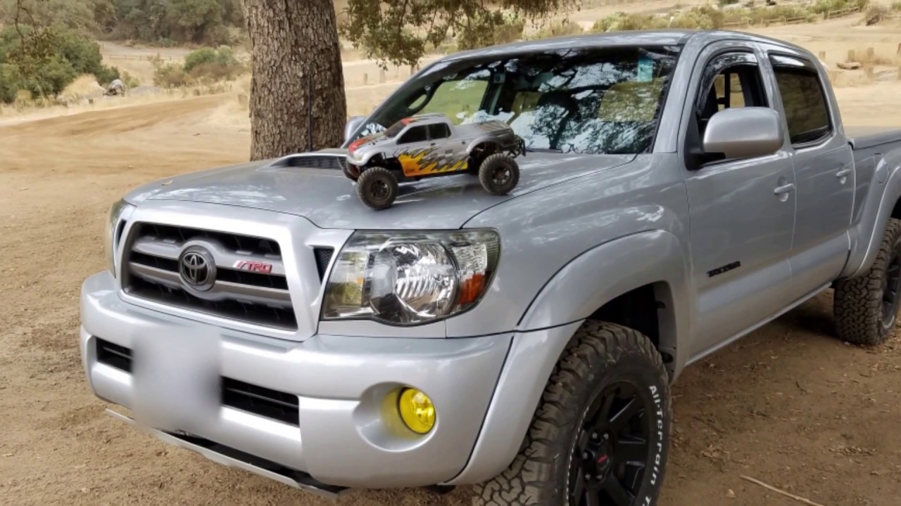 Tacoma 4x4 Truck Inspired Rc Bash Hollister Hills Svra Ca