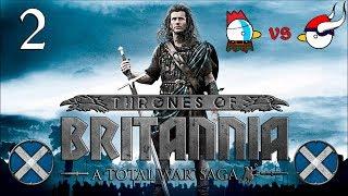 Total War: Thrones of Britannia - CIRCENN! Gameplay ITA #2