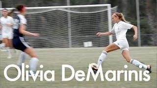 Olivia DeMarinis 2021 Defender Soccer Highlight