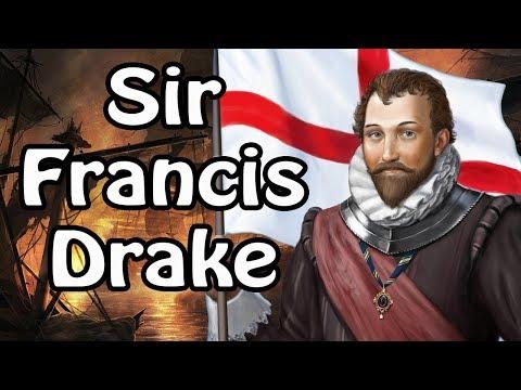 Sir Francis Drake: The Villainous Hero (Pirate History Explained)